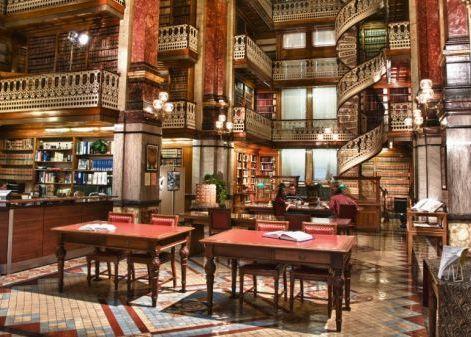 Biblioteca de derecho del estado de Iowa, EE.UU.