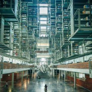 Biblioteca José Vasconcelos, México D.F