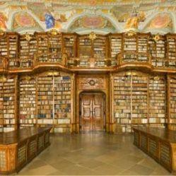 Biblioteca San Florian, Austria