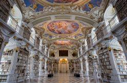 Libreria Admont, Asutria