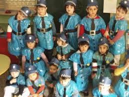 Oficios: Los Policías