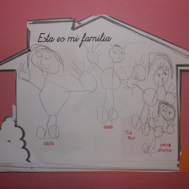 Dibuja tu Familia