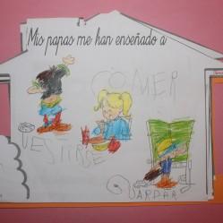 ¿Qué te han enseñado tus papas?