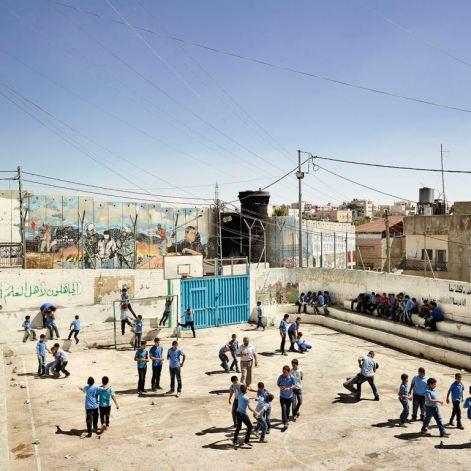 Aida Boys School, Bethlehem, West Bank