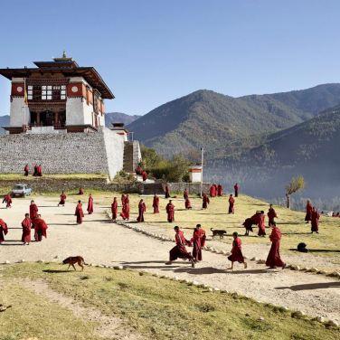 Dechen Phodrang, Thimphu, Bhutan