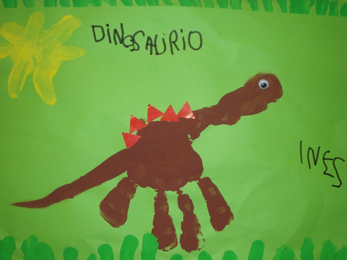 Proyecto Los Dinosaurios Parte 2 Las Manualidades El