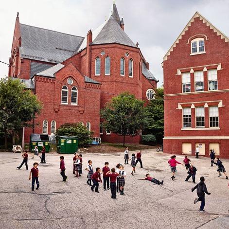 St. Mary of the Assumption Elementary School, Brookline, Massachusetts