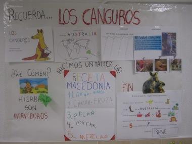 mapa Proyecto Los Canguros