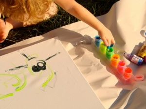 Pintar_niños_verano_groupon
