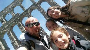 Selfie-en-Segovia
