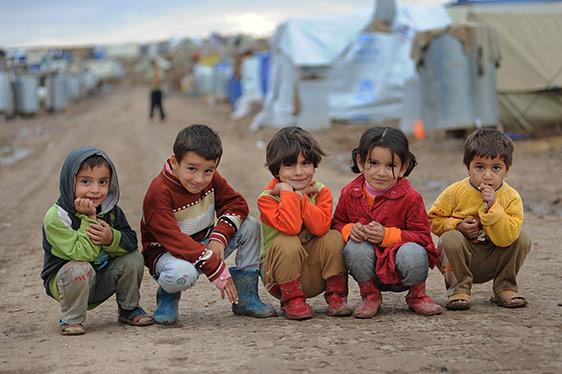SyrianChildren, Peter Biro