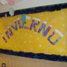 Colorear letras Poster mural
