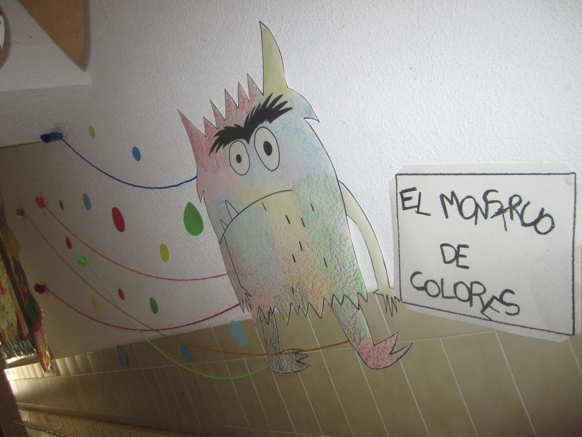 Proyecto: El Monstruo de Colores – El Alma de mi Aula