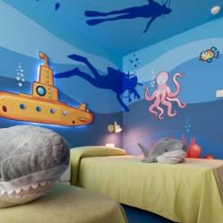 Hotel Oasis Islantilla, situado en primera línea de playa, en plena Costa de la Luz (Huelva)