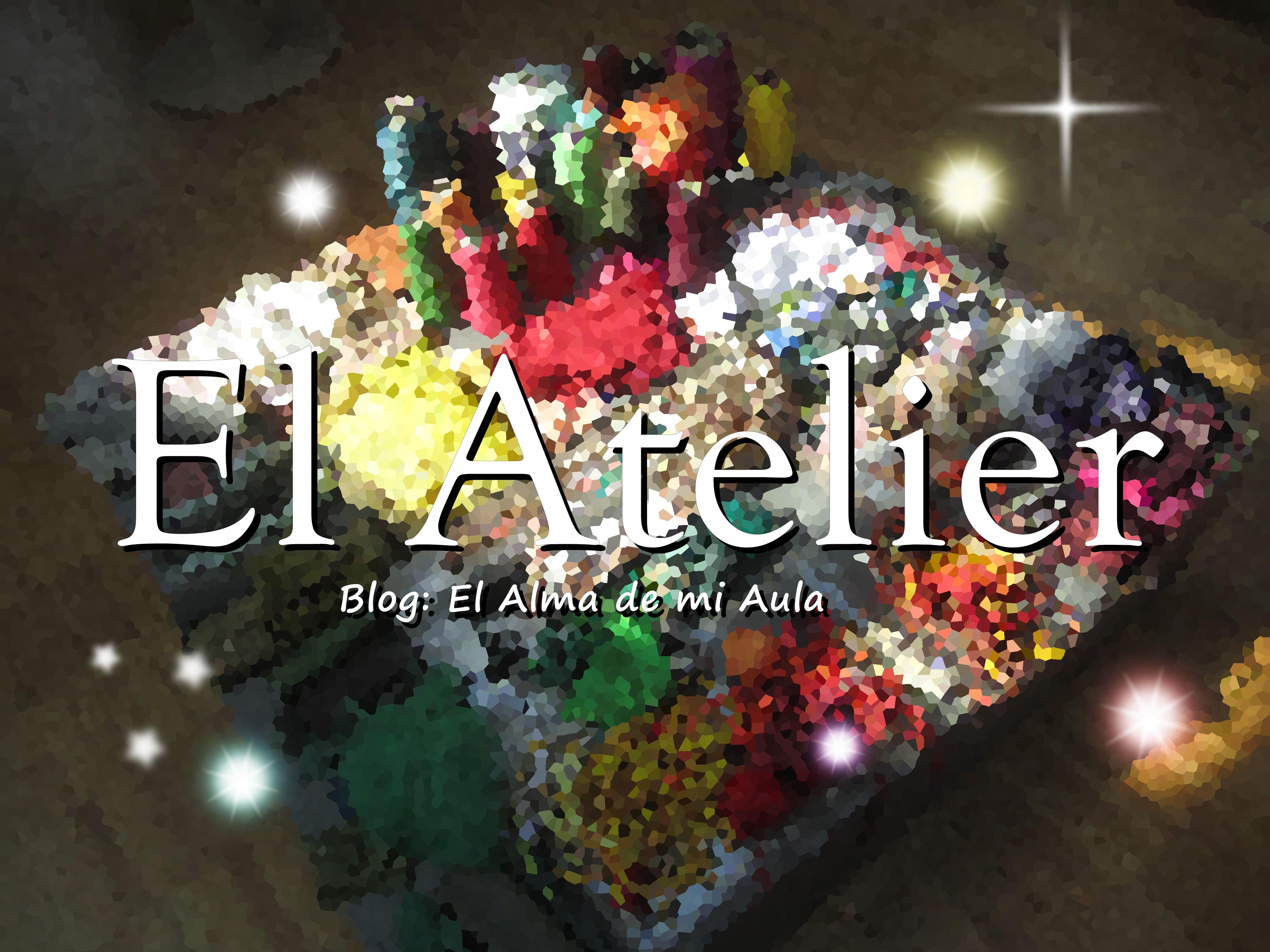 83090df579d El Atelier, creatividad en estado puro, Reggio Emilia (4) – El Alma de mi  Aula