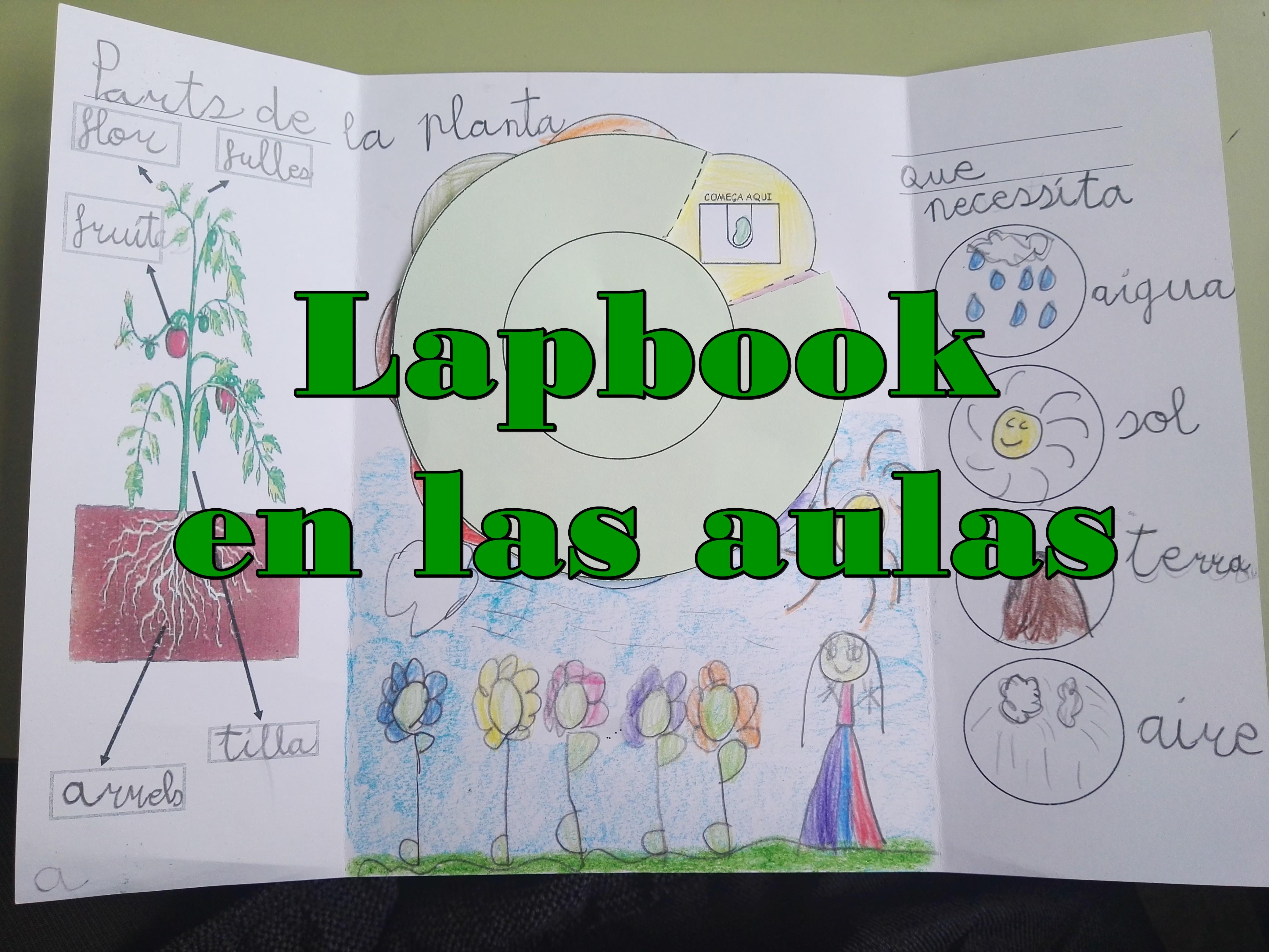 """Lapbook"""" en las aulas. – El Alma de mi Aula"""