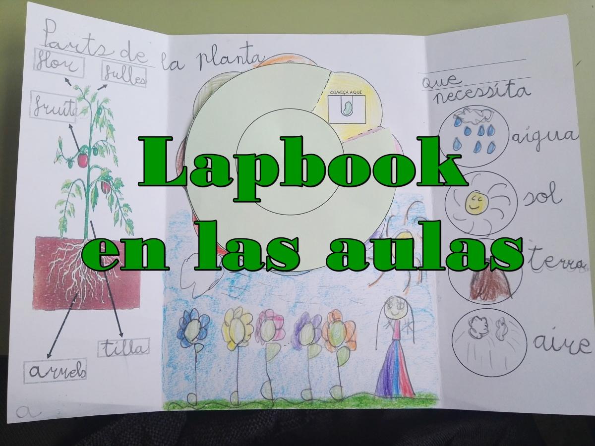 """""""Lapbook"""" en las aulas."""