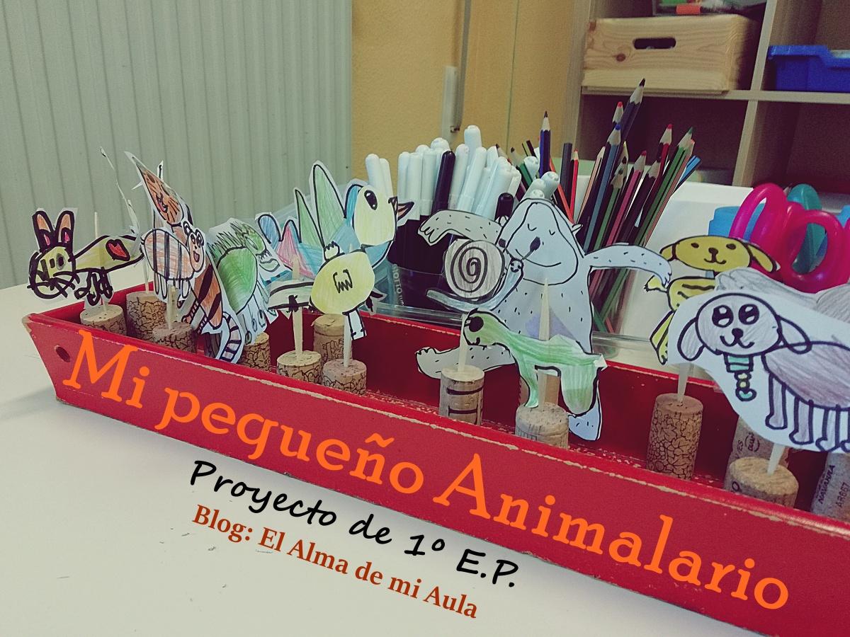 Proyecto: Mi pequeño Animalario