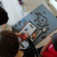 Propuesta 4: Monta un puzzle sobre el Sistema Solar.