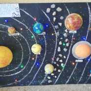 Elabora tu propio Sistema Solar (voluntario)