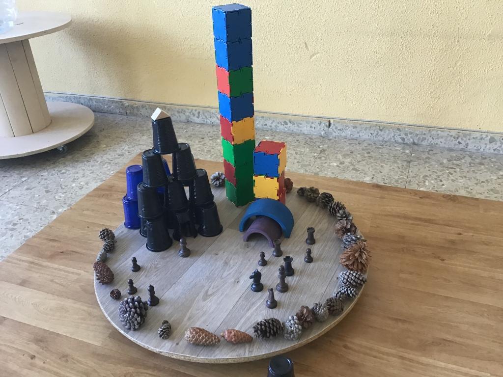 Una urbanización.