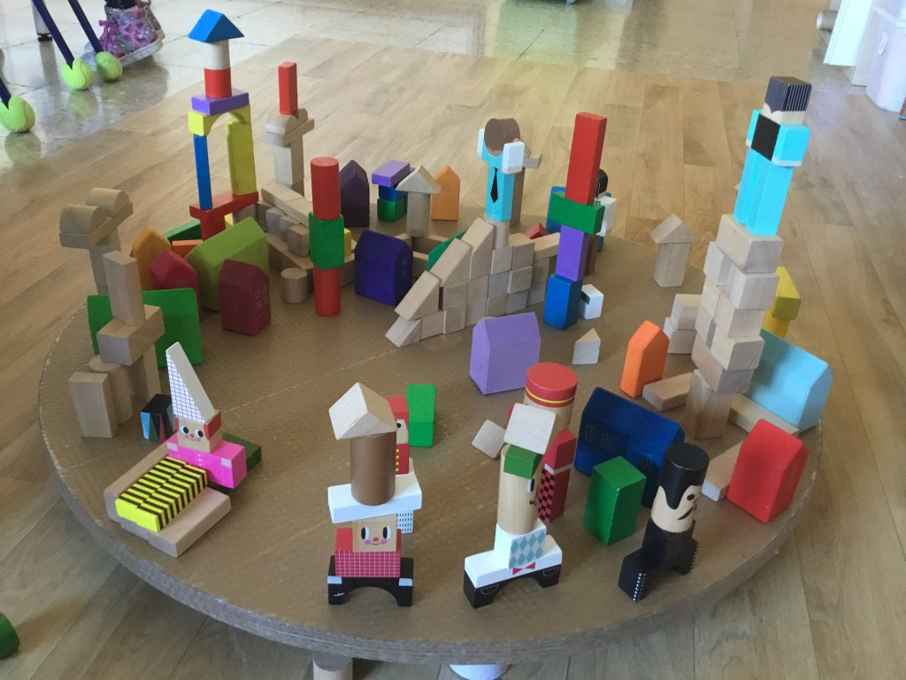 Construimos ciudades